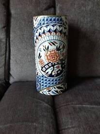 Masons applique design vase