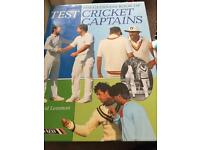 The Guinness book of test cricket captains