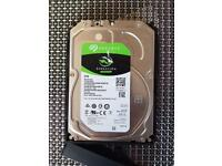 Seagate hard drive 5TB 5000GB SATA