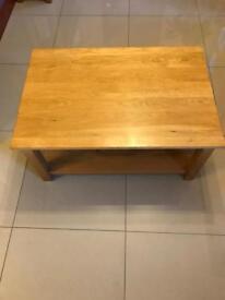 Coffee Table - Solid Oak