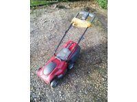 Mountfield Princess 34 Lawnmower