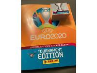 Euro2020 stickers