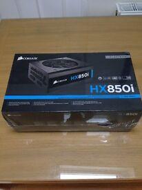 Brand New RRP £180 - HXi Series HX850i High-Performance ATX Power Supply — 850 Watt 80 Plus
