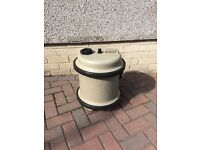 Aquaroll 40 litre clean water container for caravan with cover