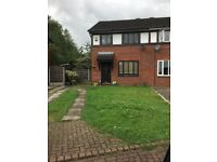 Rent to Buy Opportunity - 3 bed semi on a quiet family cul de sac in Radcliffe near Bury