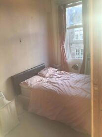 Room available in 2 bed flat from 1st December. Located on 48 Rodney Street