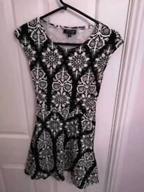 Topshop dress. Worn once. Size 8.