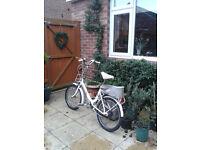 BICYCLE - LADIES RALEIGH SHOPPER