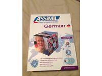 German assimil book + audio