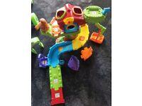 Toddler Toys- tree house £4