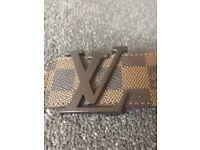 Unisex Louis Vuitton Belt