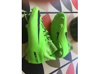 Nike Mercurial Hightop football boots