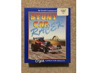 Stunt Car Racer game for Atari ST