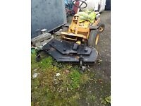 ransomes diesel lawnmower