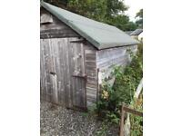 Shed 8ft X 15ft. FREE