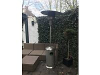 Outdoor Heater and Gas Bottle for Sale