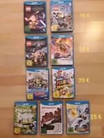 9 Wii U Spiele Pokemon Lego Super Mario Zelda Star Wars u.v.a. Sachsen - Oschatz Vorschau