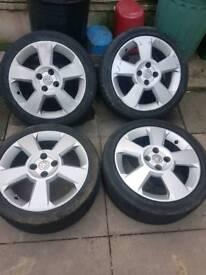 "16"" Corsa Wheels"