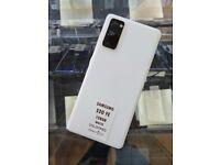 Samsung S20 FE 128gb WHITE Unlocked With WARRANTY