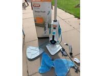 Vax Steam Mop Combi Set Cost £80