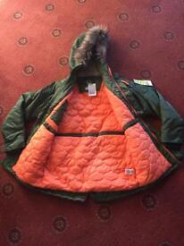 Next Boys Winter Coat Age 11 - BNWT
