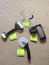 Pampered Chef utensils