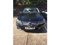 £190 PW * Mercedes E 220 2015 *65 Plate for PCO Hire / Uber Drivers / Executive Chauffeurs