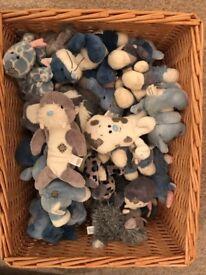 Blue Nose Friends bundle of 36 toys
