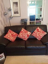 3 lovely cushions.