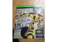 FIFA 17 Xbox One Full Game Code