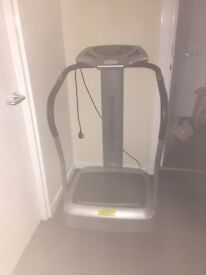 Vibrating Plates Fitness Machine