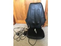 HoMedics back Massage Chair Cushion- with Remote