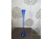 blue vase sixties
