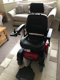 Drive SUNFIRE PLUS GT Electric wheelchair