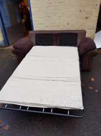 Sofa bed for sale. FREE delivery in Derby