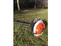 Stihl br500 back pack blower