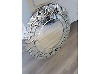 Beautiful Circular Venetian Ornate Mirror