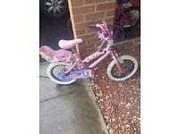 "Children's Bike - Disney Princess 14"""