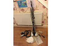 Bionaire 3in1 Interchangeable Steam Mop in very good condition