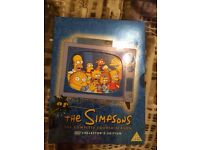 Simpsons boxset series 4
