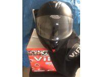 Viper Bluetooth motorbike helmet