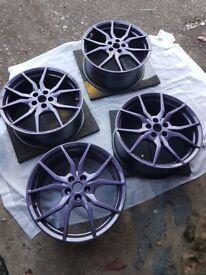 Genuine RS mk3 wheels