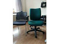 Desk chair + Office chair For Sale