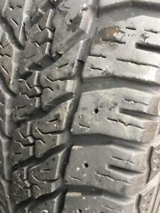 185/60/15 Goodyear ultragrip winter 9-10/32