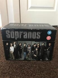 The Sopranos complete serious DVD