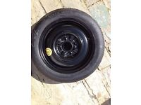Dunlop Space-Miser Mk III Nissan Fitment (will fit others)