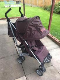 Isafe pushchair EXCELLENT CONDITION