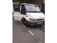 2004 54 Ford Transit Tow Recovery Truck 2.4 Diesel 125 Bhp Lwb Mot Very Good Runner Reliable