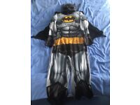 Batman outfit 5-6 years