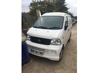 DAIHATSU EXTOL 1.3 PETROL ENGINE 2006 BREAKING FOR SPARES AND REPAIRS